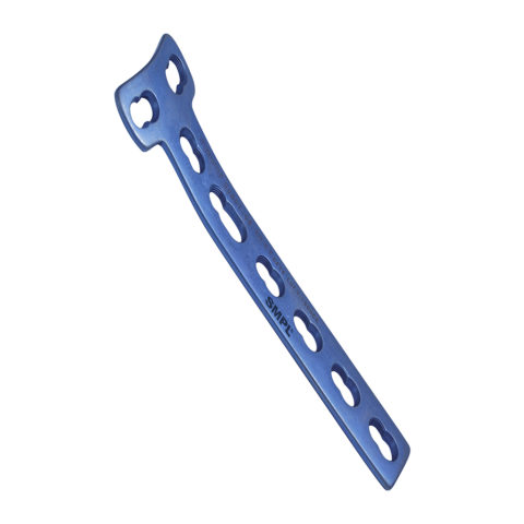 T-Plate I Trauma Implants I Orthopaedic Implants Manufacturer and Exporter