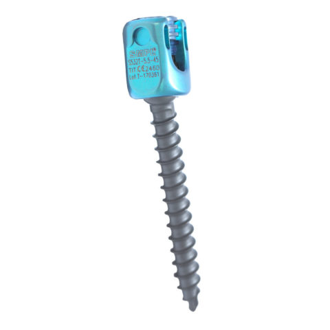 STALLION – Poly Sacral Screw (Smit Medimed Pvt ltd- Orthopaedic Implant Manufacturer from India)