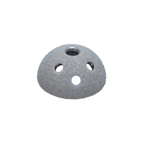 Vertex Acetabular Cemntless Cup Titanium (Porous Coating) - Hip Replacement System(Smit Medimed Pvt Ltd)