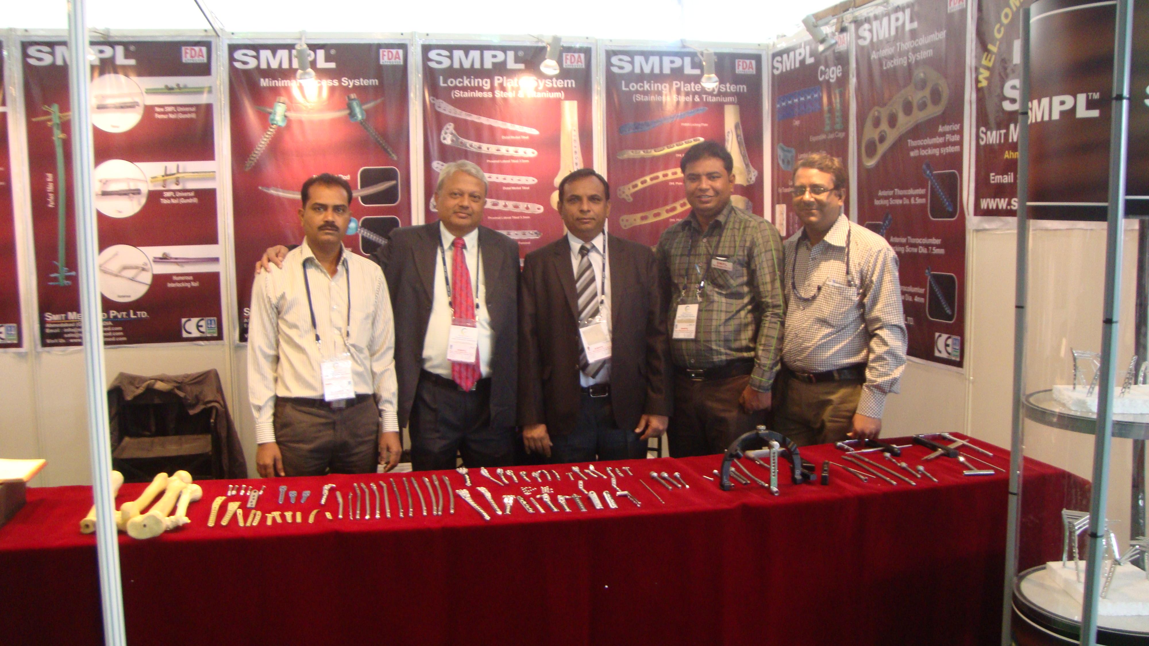 IOACON 2011 I Smit Medimed Pvt Ltd