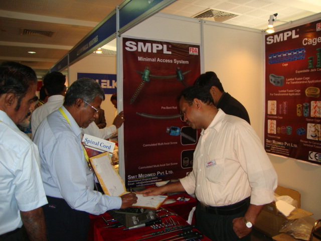 NEOCON 2011 I Orthopedic conference I Smit Medimed Pvt Ltd