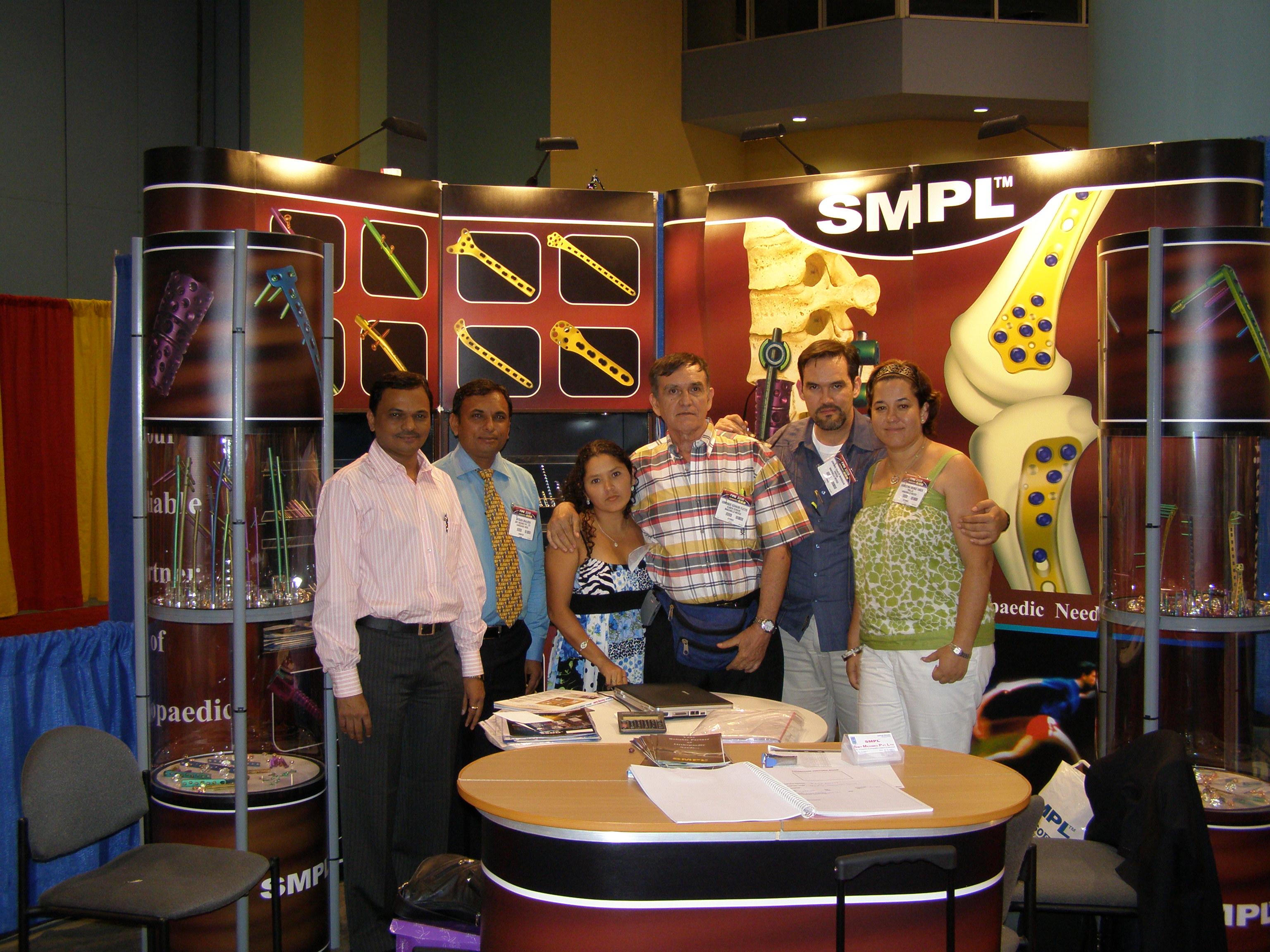 Fime 2008 Conference I Smit Medimed Pvt Ltd