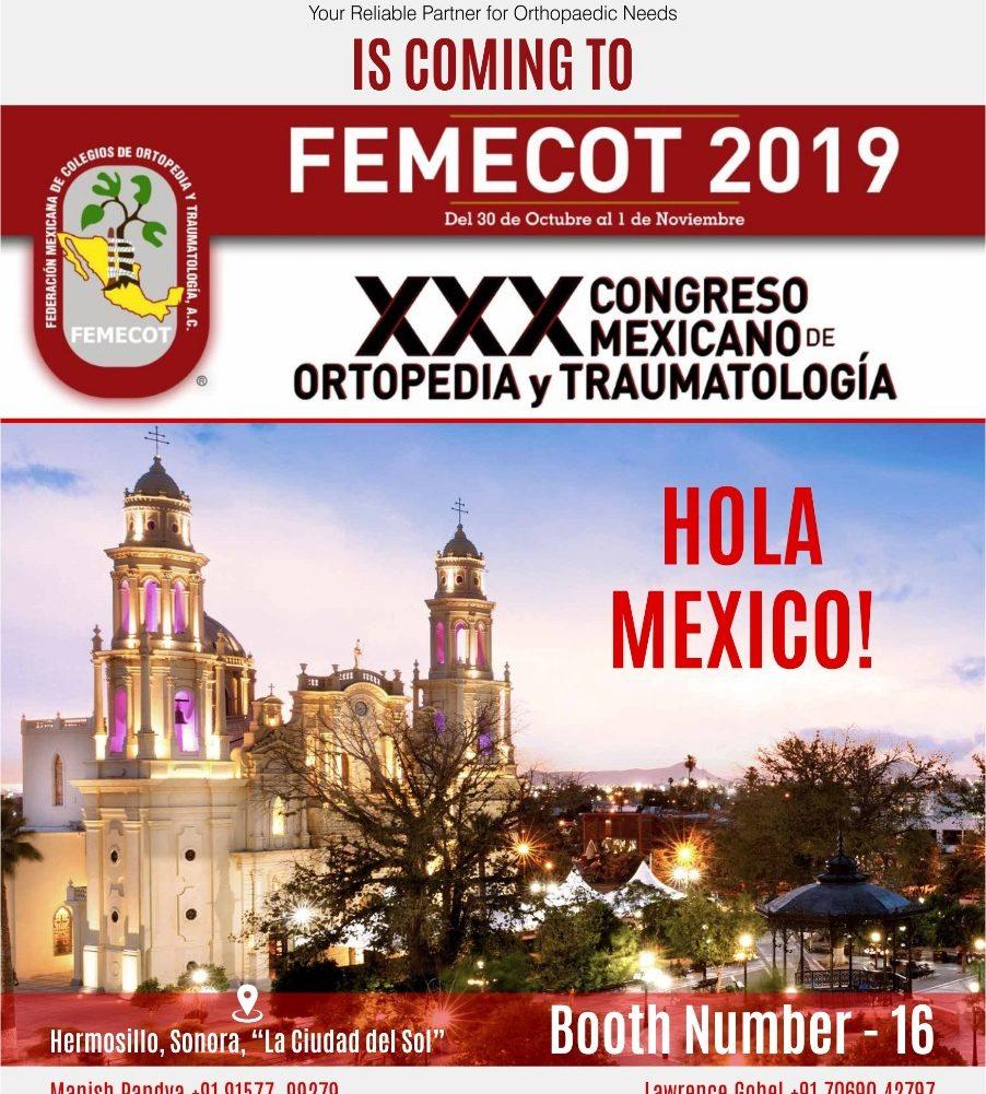 Femecot 2019 Mexico