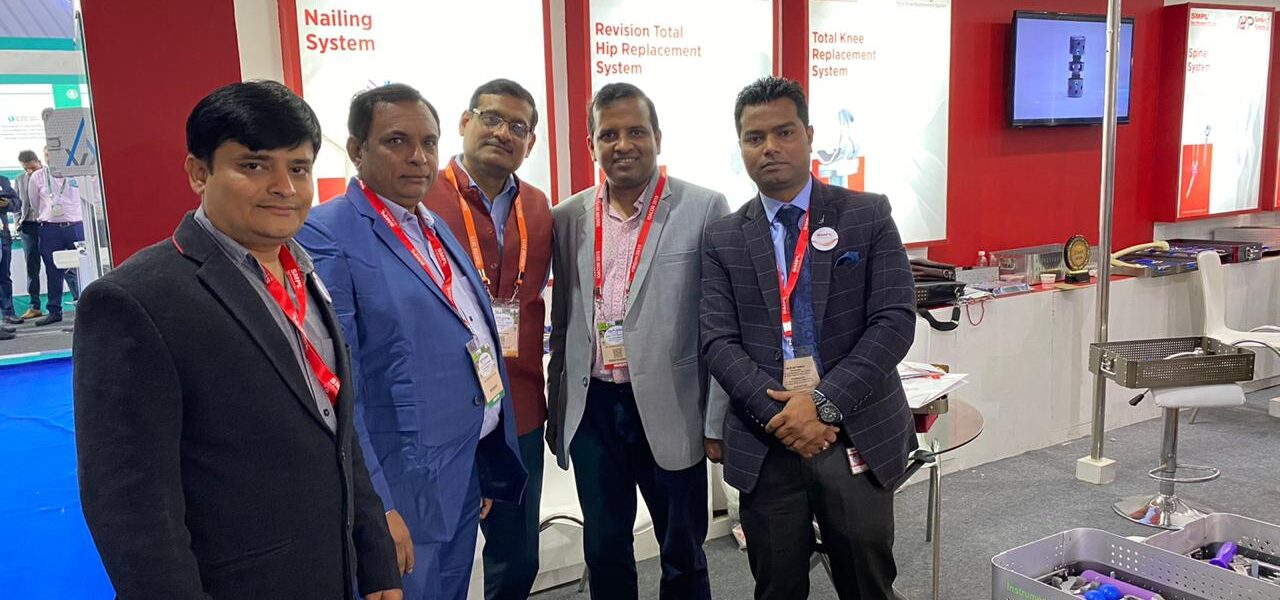 SMPL owner with Marketing Persons at IOACON 2019