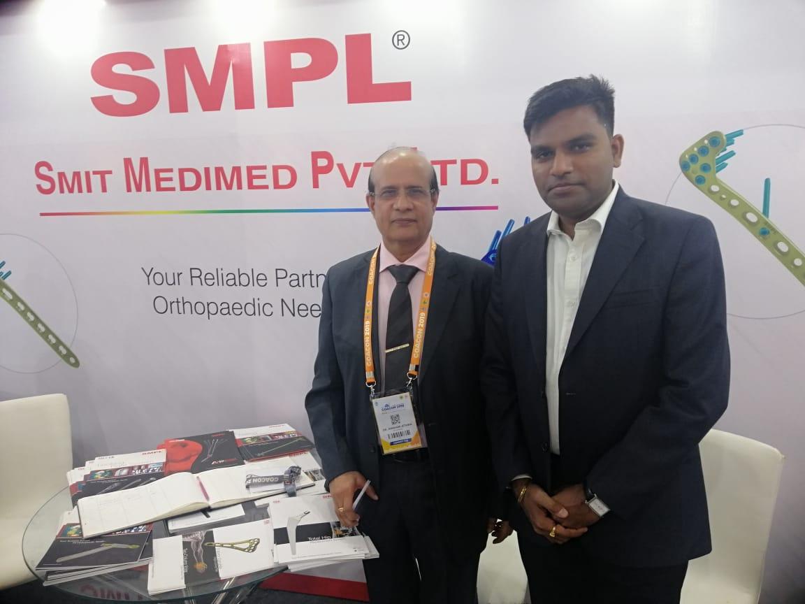 Goacon 2020 conference I Smit Medimed Pvt Ltd I Orthopaedic Implant Manufacturer & Exporter