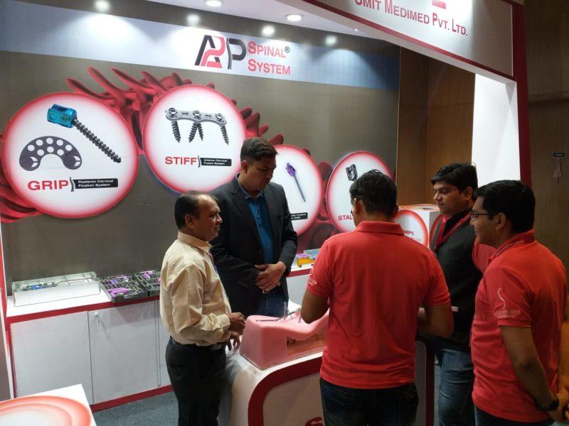 ASSICON 2019 conference - Smit Medimed Pvt Ltd