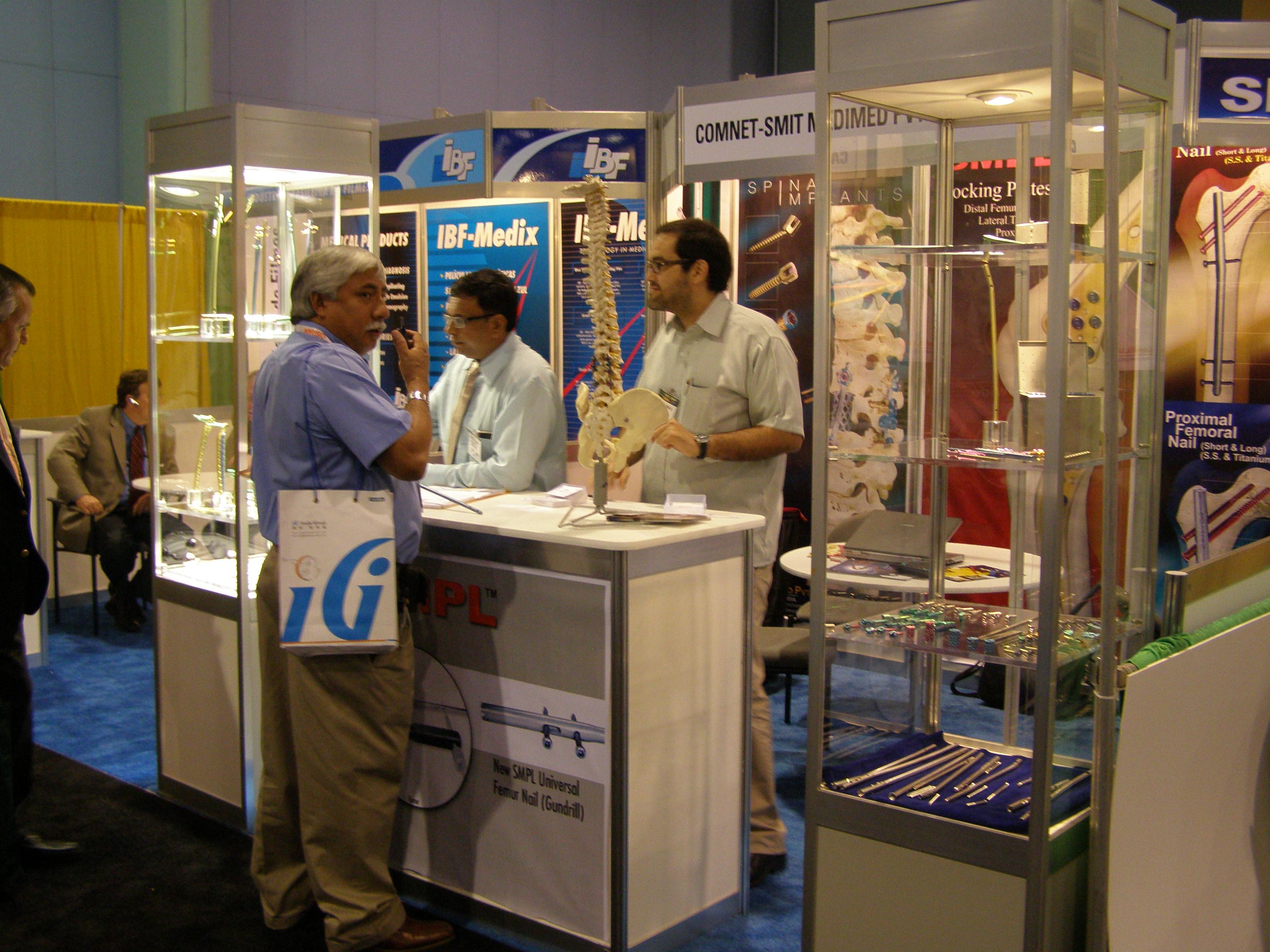 Fime 2007 Conference I Smit Medimed Pvt Ltd I Manufacturer and Exporter