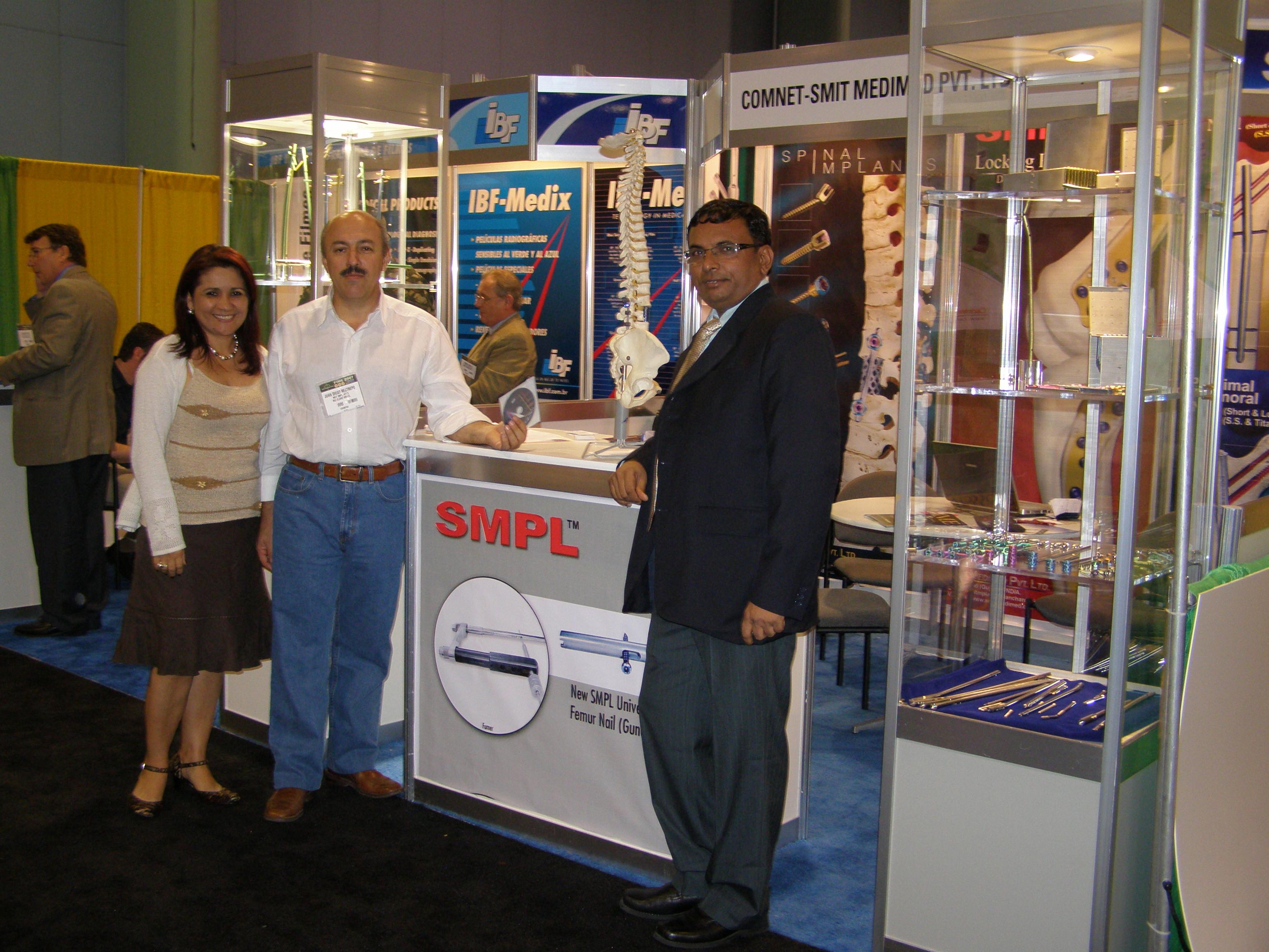 Fime 2007 Conference I Smit Medimed Pvt Ltd