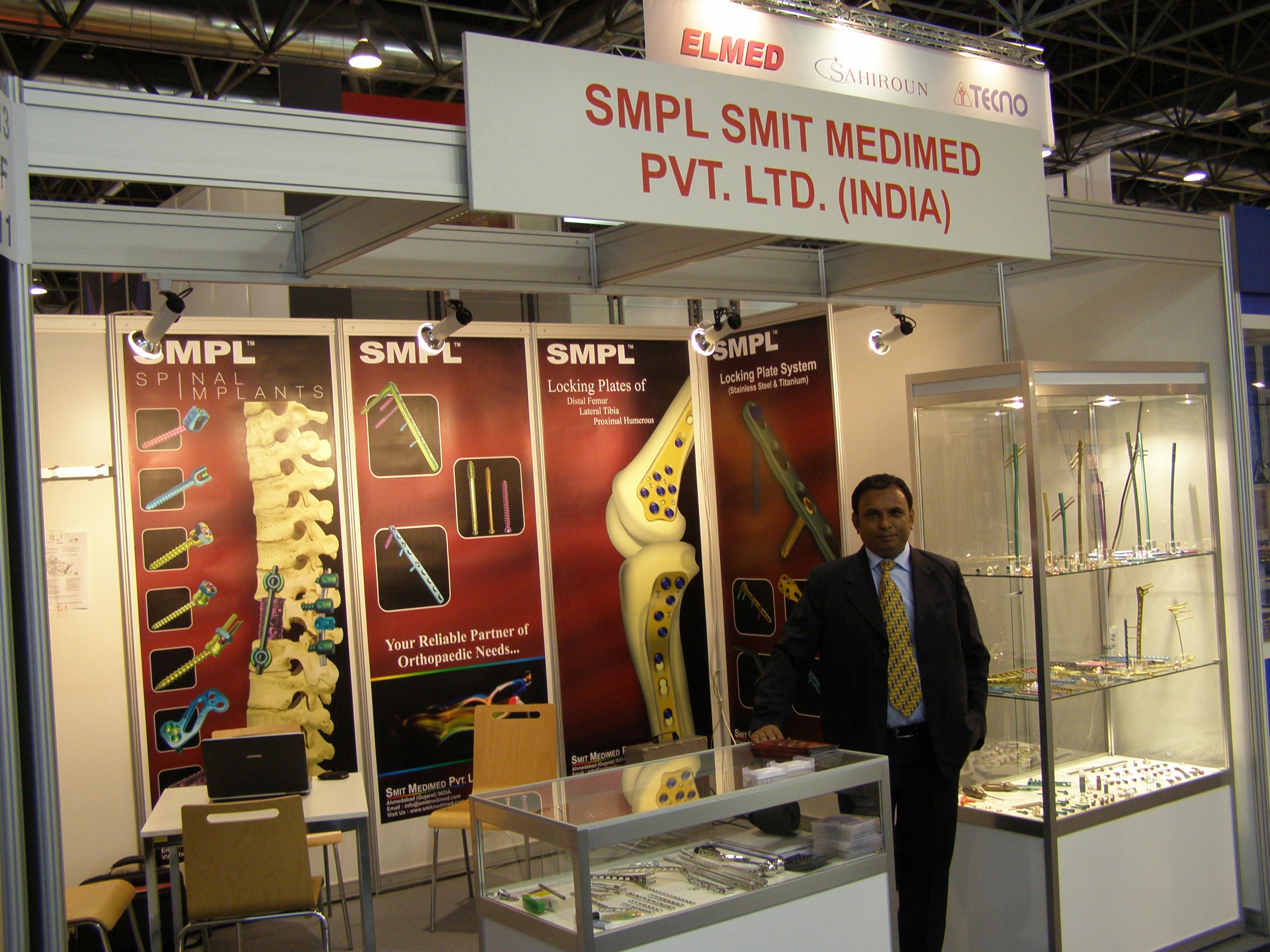 Medica 2008 conference I SMPL