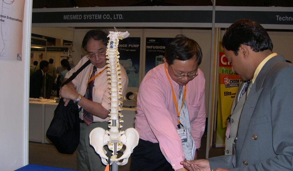 Singapore 2008 Conference I Orthopedic IMplants Manufacturer