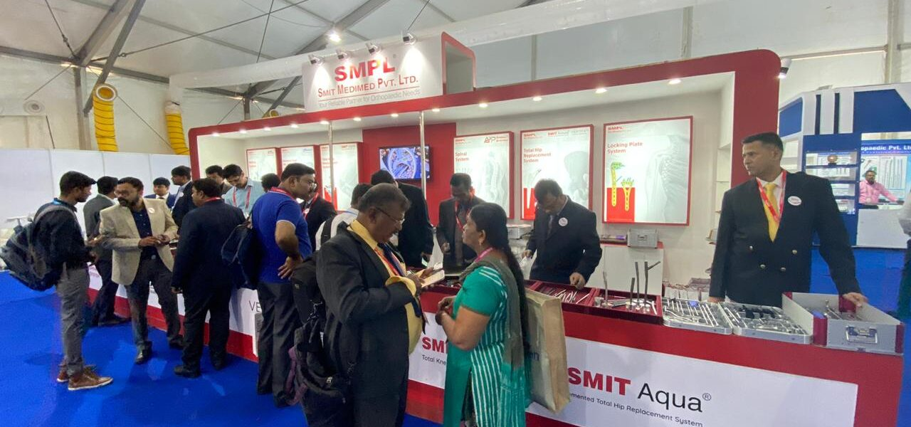 scenario of the SMPL stall at IOACON 2019