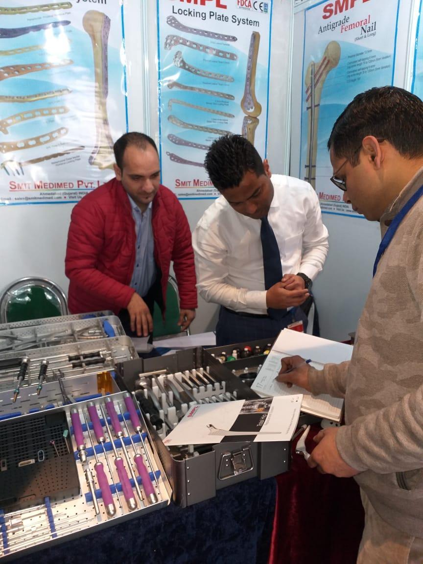 NZOACON 2019 conference I orthopaedic implant manufacturer & exporter