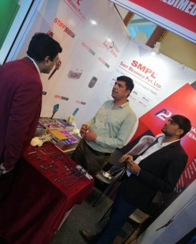 smit medimed at ABSS+BSS event at mumbai